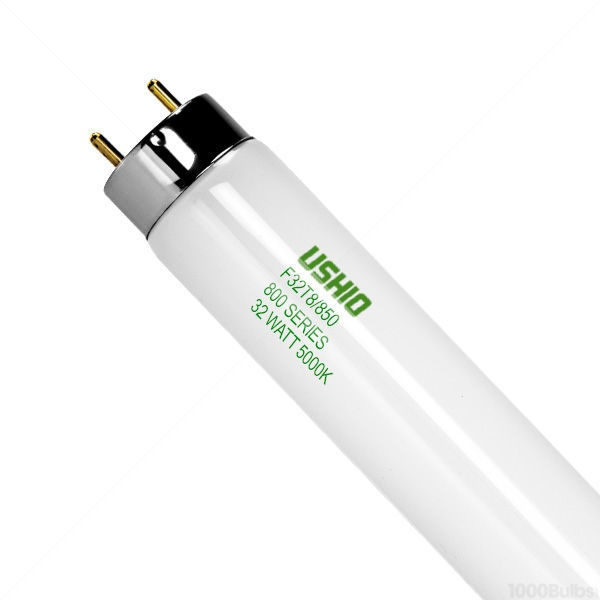 Color Corrective Florescent Light Tubes