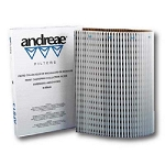 AF923 High Efficiency Paint Booth Filter Package of 3 Filters