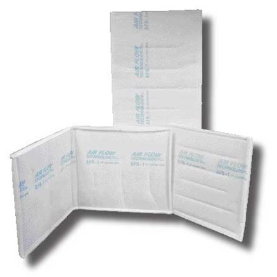 "Devilbiss Pro Prep Ceiling Filter 20"" X 48"" AFR-1 Single Frame"