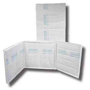 Afr 1 paint booth intake filter 20 x 48 premium tacky for Paint booth filters 20x20