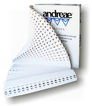 Andreae AF813 Standard Efficiency Paint Booth Filter  36