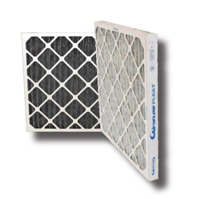 Odor Control Carbon Pleated Filter 20