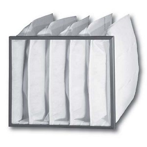 Binks spray master prefilter bag 20 x 24 x 20 5 pkt 45 for Paint booth filters 20x20